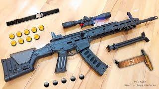 Realistic Military Toy SNIPER Rifle Gun | Air Soft BB Toy Gun | World Class Defense Toys