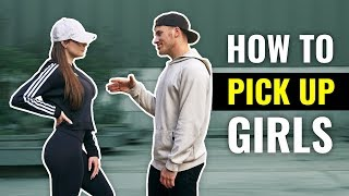 "How to PICK UP Girls Like a Pro (5 Easy ""HACKS"")"