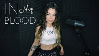 Download Lagu In My Blood  - Shawn Mendes (Cover by DREW RYN) Gratis STAFABAND