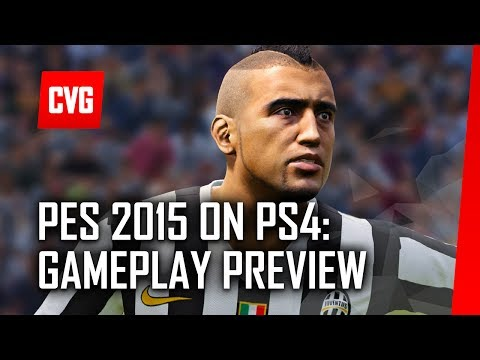 PES 2015 Gameplay Preview: We've played it!   PS4 HD 720p