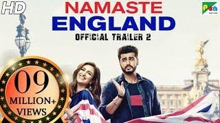 Namaste England    Official Trailer2   Arjun Kapoor, Parineeti Chopra   Vipul Amrutlal Shah   Oct 18