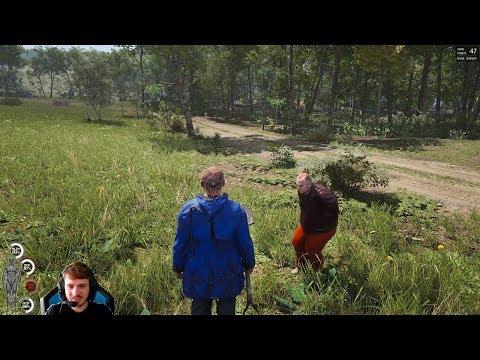 VOD - Terracid // SCUM - L'aventure avec George