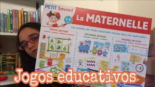 JOGOS EDUCATIVOS PARA DIFERENTES IDADES | PARTE 2