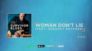 Walter Trout Woman Don 39 T Lie Feat Sugaray Rayford Survivor Blues 2019