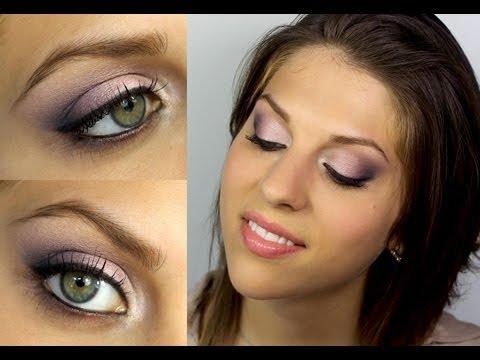 maquillage pour yeux verts et cheveux bruns. Black Bedroom Furniture Sets. Home Design Ideas