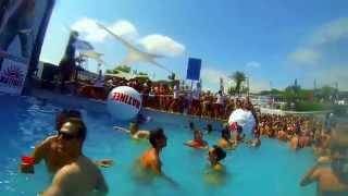 WATERPARK DAY CIRCUIT FESTIVAL 2014 @ Parque acuático Isla Fantasía