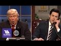 Saturday Night Live continúa satirizando a Trump y a Peña Nieto