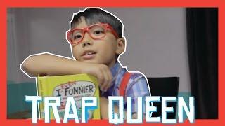 TRAP QUEEN - Fetty Wap | #DanceOnTrap | Aidan Prince