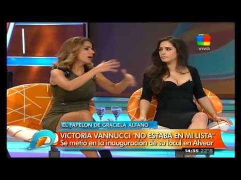 Vannucci: Ella estuvo vinculada a los militares