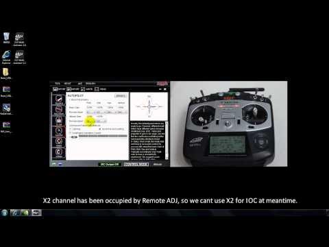 DJI Naza-M Assistant—Autopilot System Setup