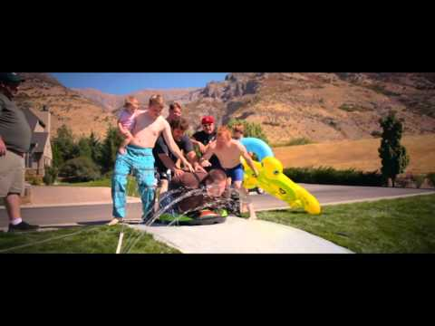 Crazy Slip n' Slide Fun - Salt Lake City Auctions