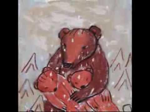 Шорская народная сказка о медведице и медвежатах