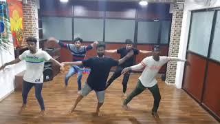 7 rings dance cover by Kumar