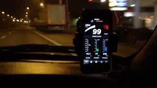 iPhone jako palubní počítač + diagnostika v autě (bezdrátově přes WiFi)