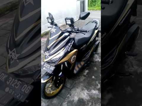 Honda vario 150cc mdif stang jpit vixcon