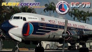 "EASTERN AIR LINES DC-7 ""Caribbean Adventure"""