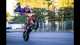 Next Level Supermoto Stuntriding