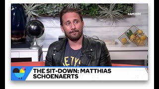 "Matthias Schoenaerts Fell In Love With His Co-Star Of ""The Mustang"""