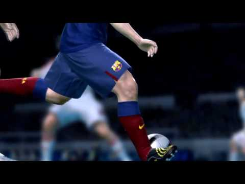 PES 2010 Debut Trailer in HD E3 2009