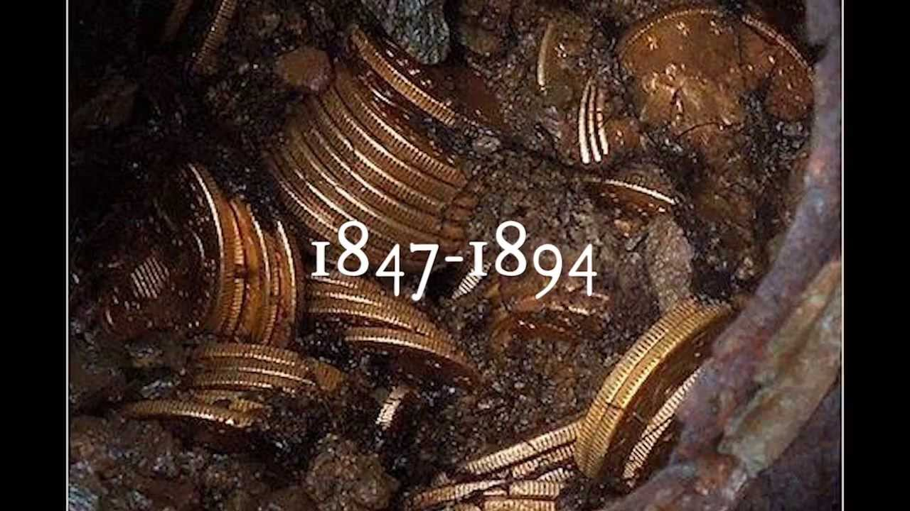 10 million gold coins found buried in backyard bonanza