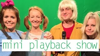 Mini Playback Show | Mirellativegal, Malwanne, MissesVlog & TheClavinover