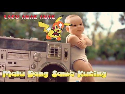 download lagu Lagu Anak Malu Dong Sama Kucing Baby Dan gratis