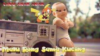 download lagu Lagu Anak Malu Dong Sama Kucing Baby Dance Songs gratis