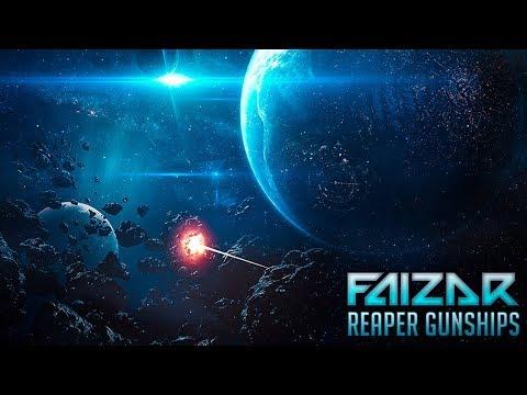 Faizar - Reaper Gunships [Fusion 360]