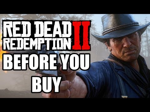 Red Dead Redemption 2 - 15 Things You Need To Know Before You Buy