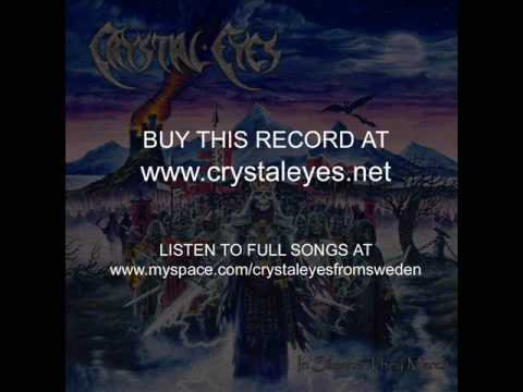 Crystal Eyes - Cursed And Damned