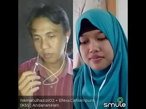 Andanan Hati ( lagu Lampung )