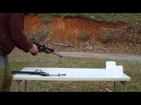 Air Gun Ballistic Comparison: Modded Power Valve