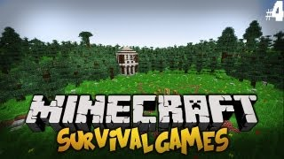 Minecraft Survival Games - On ma diamentowy miecz ! ft. reZi [#4]