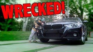 How I Crashed My Car! *Sorta Clickbait?*