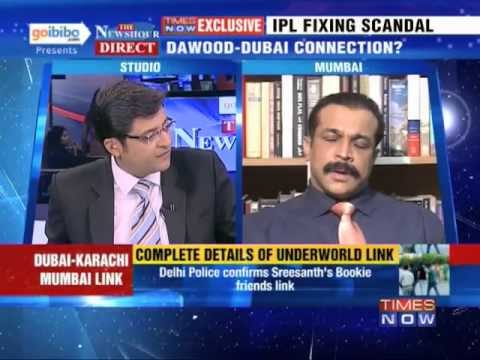 Watch The Newshour Direct: Himanshu Roy