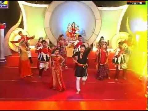 Mavadvadi - Track - 2 (Non - Stop Gujarati Garba Song Ramzat...