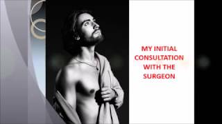 Part 1 - My personal story of Gynaecomastia Surgery