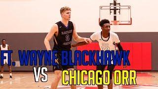 Fort Wayne Blackhawk (IN) gets win over tough Chicago Orr at MLK Trojan Shootout