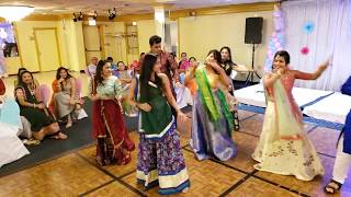 Lamborghini Song Dance !! Indian Baby Shower Dance Performance !!