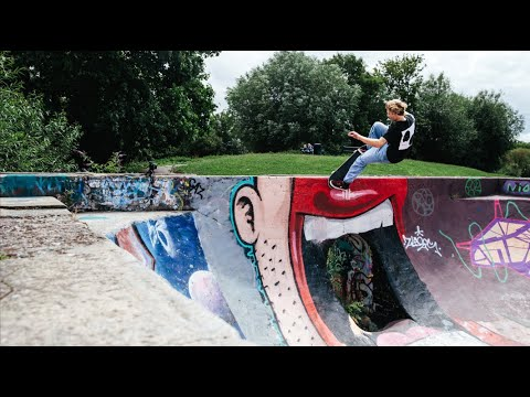 Introducing The Joslin Vulc from etnies (Feat: Aidan Campbell, Nick Garcia & Barney Page)