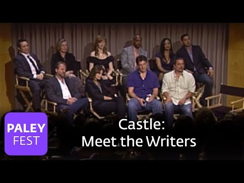 Castle - Meet the Writers of Castle (Paley Center, 2010)