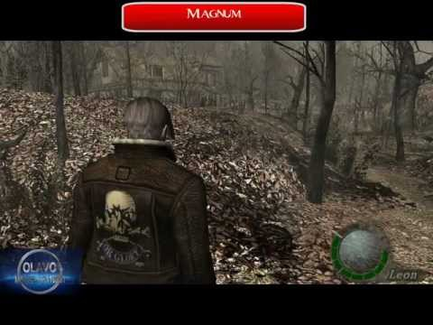 Resident Evil 4 Ultimate HD Edition PC - Armas Modificadas