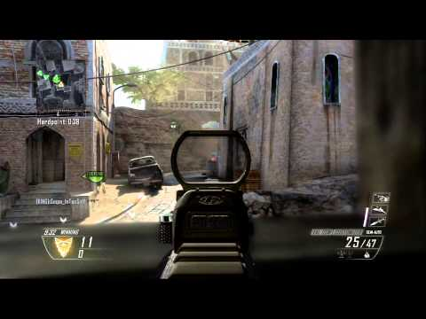 Amazing League Play Game Opener - Black Ops 2 Gameplay - Dubisttot
