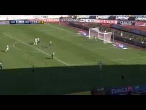 Udinese-Juventus 0-4 , tutti i Goals (Bonucci,Quagliarella,Marchisio,Iaquinta)