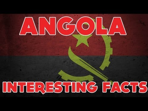10 Mildly Interesting Facts About Angola