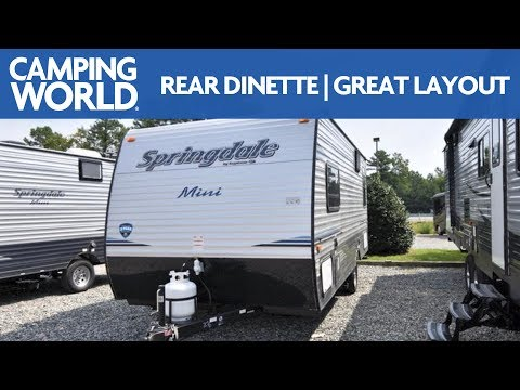 2019 Keystone Springdale 1750RD | Travel Trailer - RV Review: Camping World