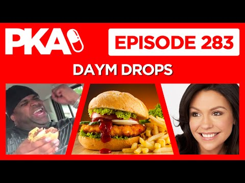 PKA 283 w/ Daym Drops - Repoman Story, Retro Gaming, Food Reviews