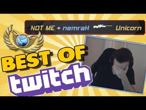 CS:GO - BEST OF TWITCH - THE WORST TEAMMATE.
