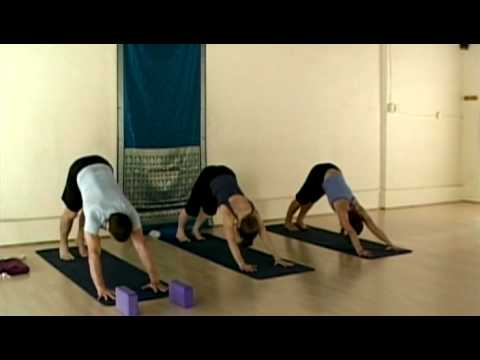 Yoga Flo for Peace segment by Centre Luna Yoga