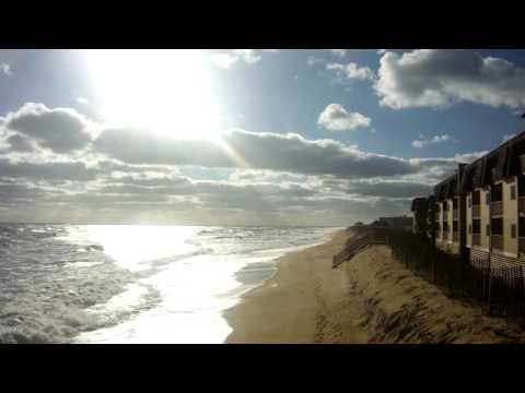Outer Banks Beach, Surf and Fishing Report: 11/4/13 -- High Surf